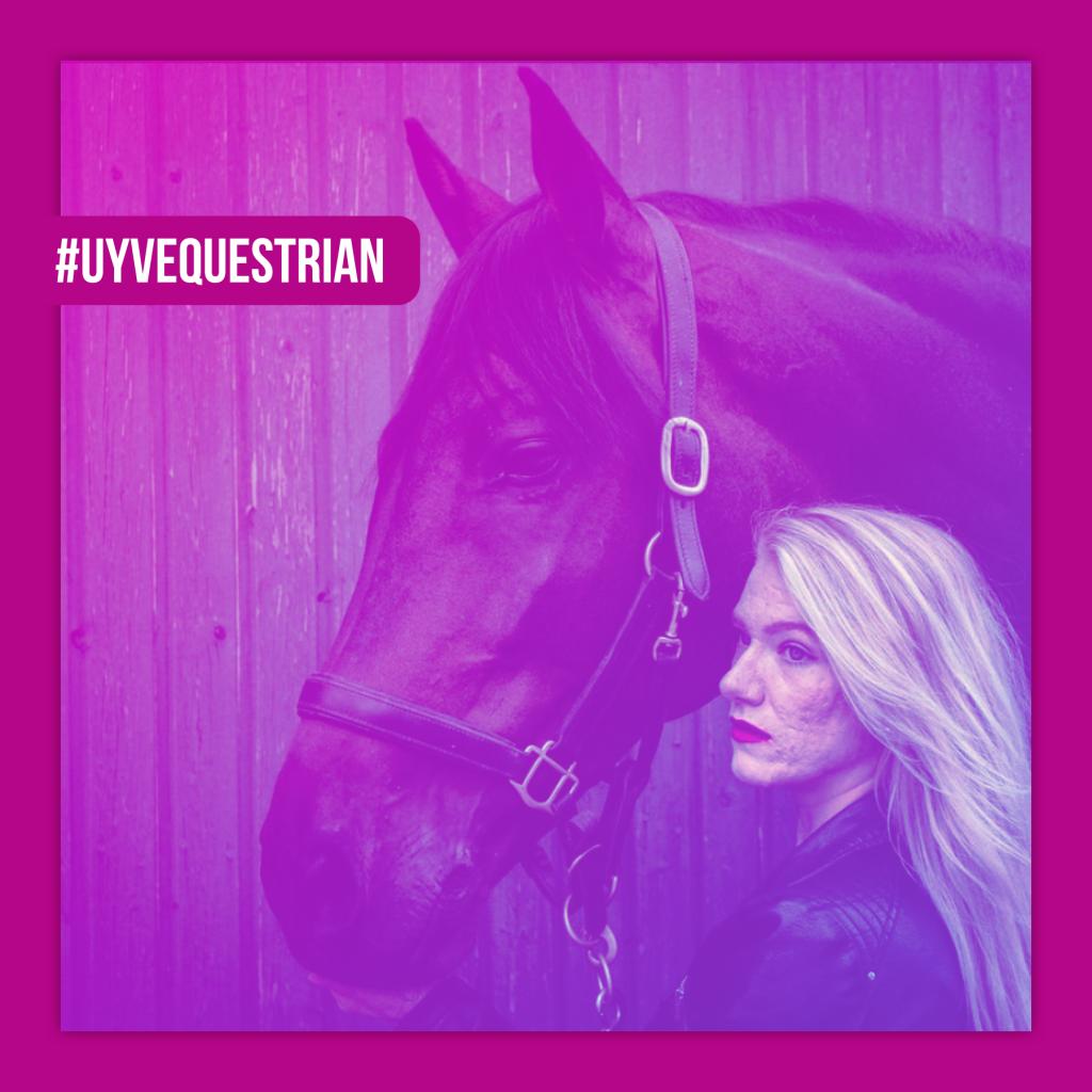 LLR30 Lisa Marie Kreutz Use Your Voice Equestrian uyvequestrian Pferdemädchen Podcast